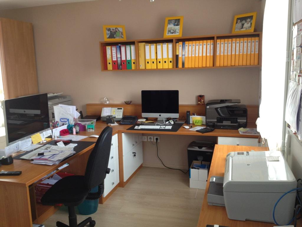 Mon bureau sur mesure design prix raisonnables for Bureau sur mesure
