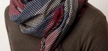 Foulard homme : j'adore le foulard