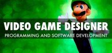 Game designer : misez sur un secteur d'activité porteur.